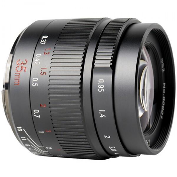 7artisans Photoelectric 35mm f/0.95 Lens