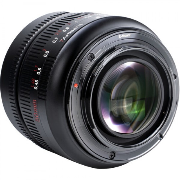 7artisans Photoelectric 50mm f/0.95 Lens