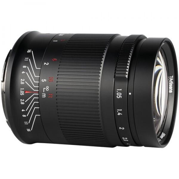 7artisans Photoelectric 50mm f/1.05 Lens