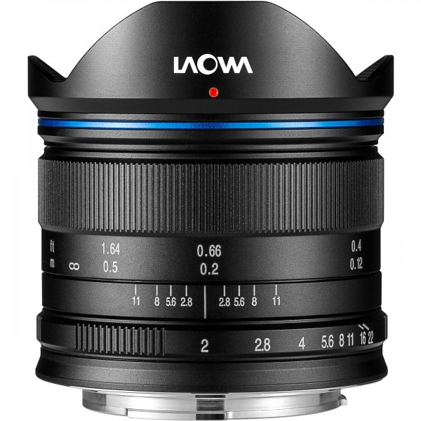 Venus Optics Laowa 7.5mm f/2 MFT Lens