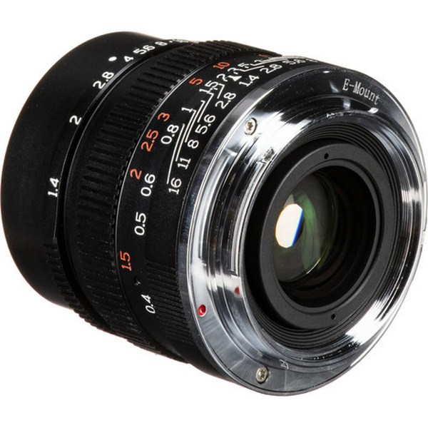 7artisans Photoelectric 35mm f/1.4 Lens