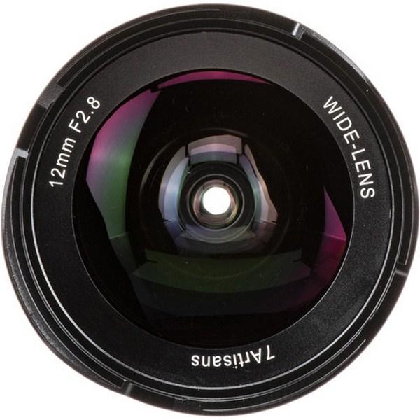 7artisans Photoelectric 12mm f/2.8 Lens
