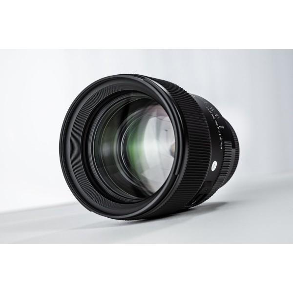 Sigma 85mm f/1.4 DG DN Art Lens