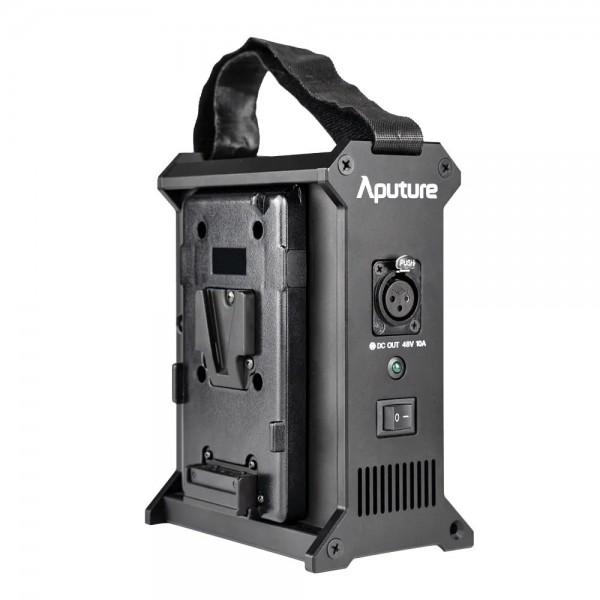 Aputure 2-Bay Battery Power Station (V-Mount)