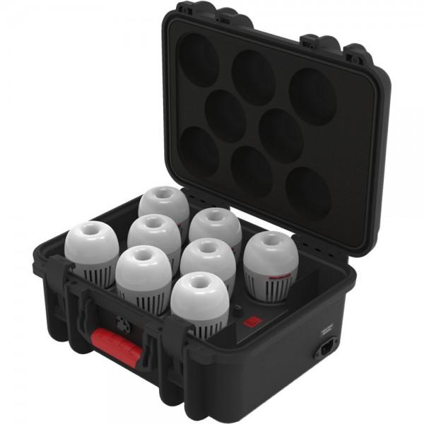 Aputure Accent B7C RGBWW LED 8-Light Kit