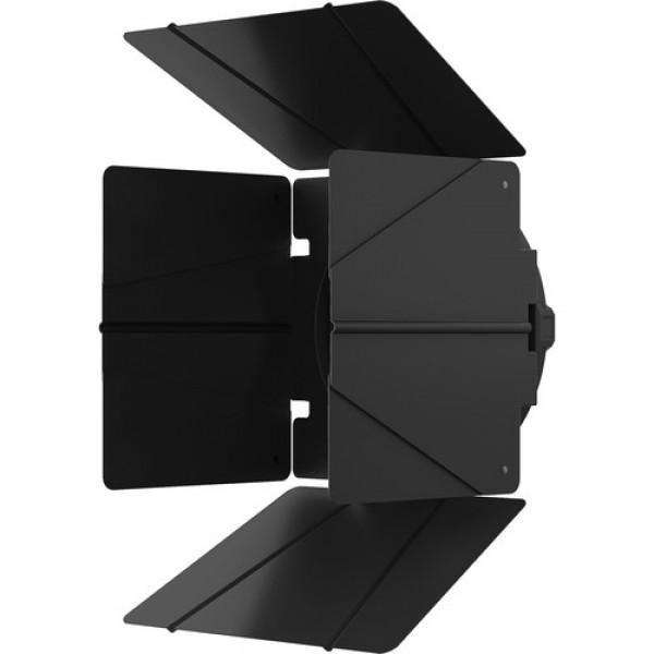 Aputure F10 Barndoors for LS 600d Fresnel Attachment