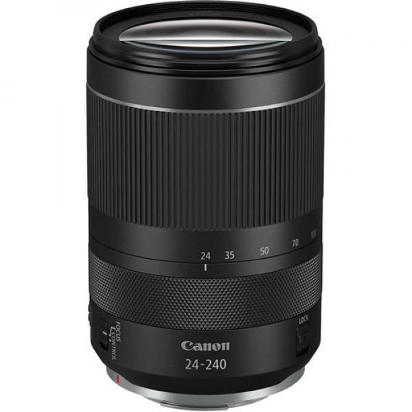 Canon RF 24-240mm f/4-6.3 IS USM Lens