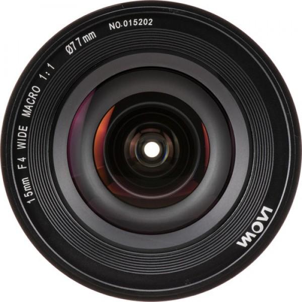 Venus Optics Laowa 15mm f/4 Macro Lens
