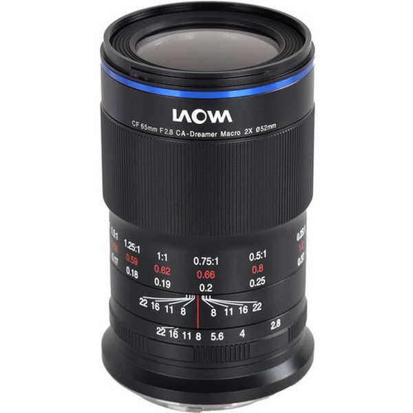 Venus Optics Laowa 65mm f/2.8 2x Ultra Macro APO L...