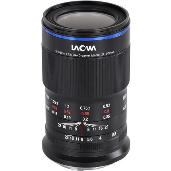 Venus Optics Laowa 65mm f/2.8 2x Ultra Macro APO Lens