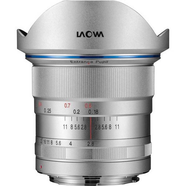 Venus Optics Laowa 12mm f/2.8 Zero-D Lens