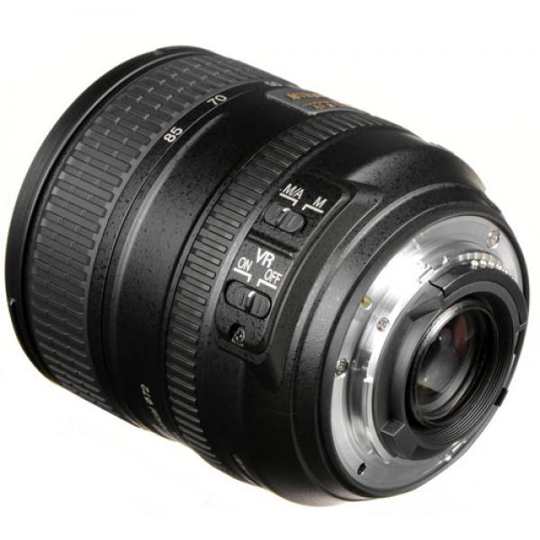 Nikon AF-S NIKKOR 24-85mm f/3.5-4.5G ED VR Lens