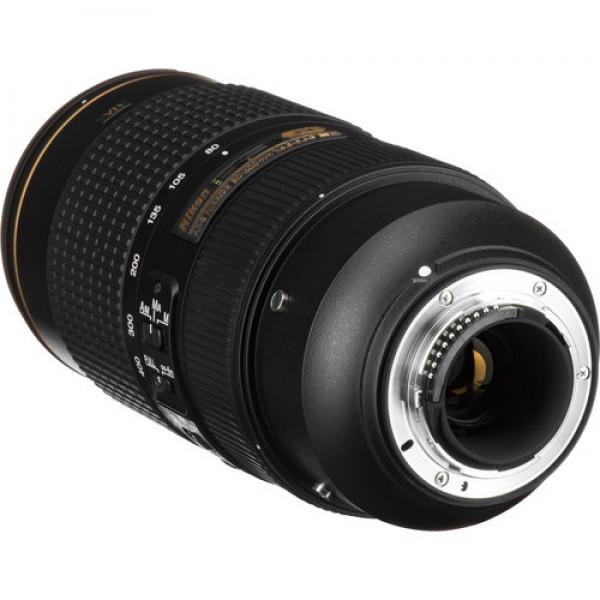 Nikon AF-S NIKKOR 80-400mm f/4.5-5.6G ED VR Lens
