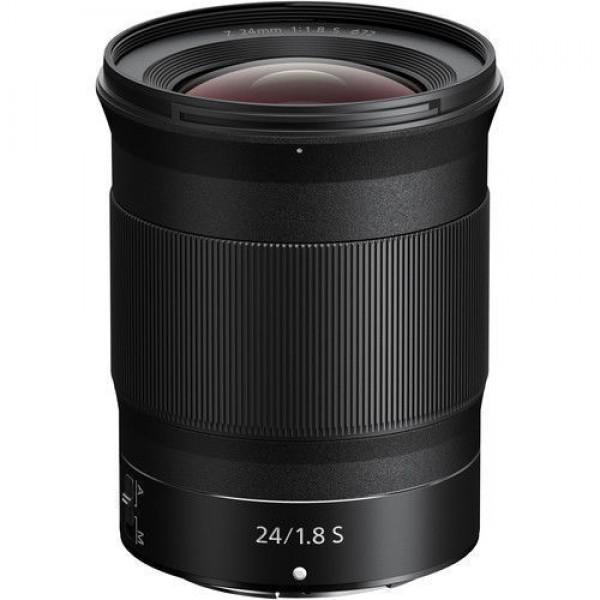 Nikon NIKKOR Z 24MM F/1.8 S