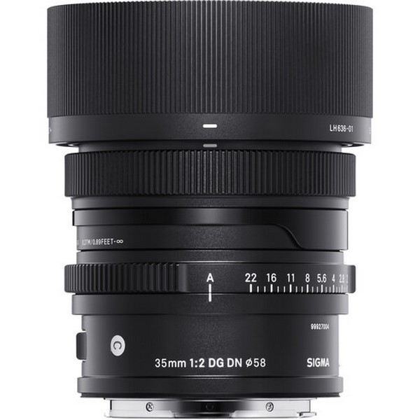 Sigma 35mm f/2 DG DN Contemporary Lens