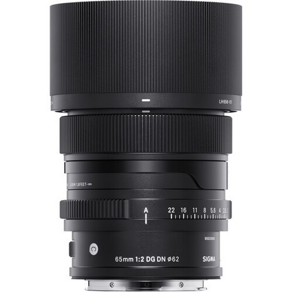 Sigma 65mm f/2 DG DN Contemporary Lens