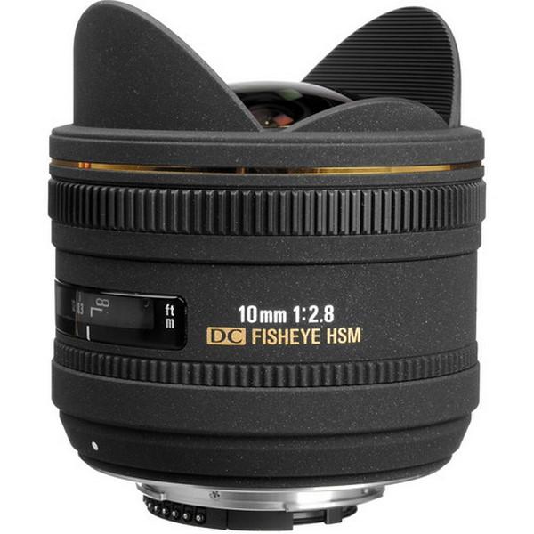 Sigma 10mm f/2.8 EX DC mm  Fisheye HSM