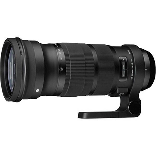 Sigma 120-300mm f/2.8 DG OS HSM Sports Lens