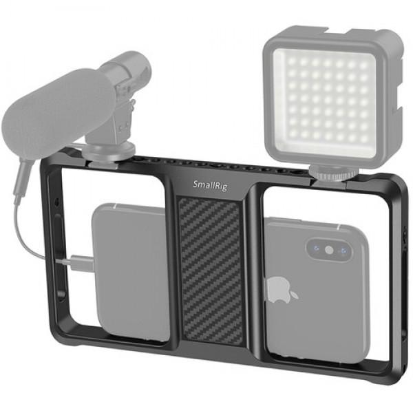 SmallRig Standard Universal Mobile Phone Cage CPU2...