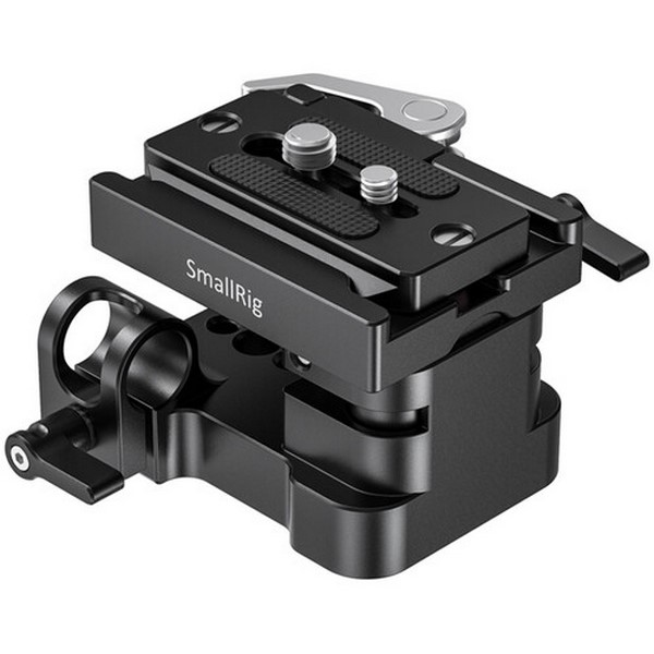 SmallRig Universal 15mm Rail Support System Basepl...