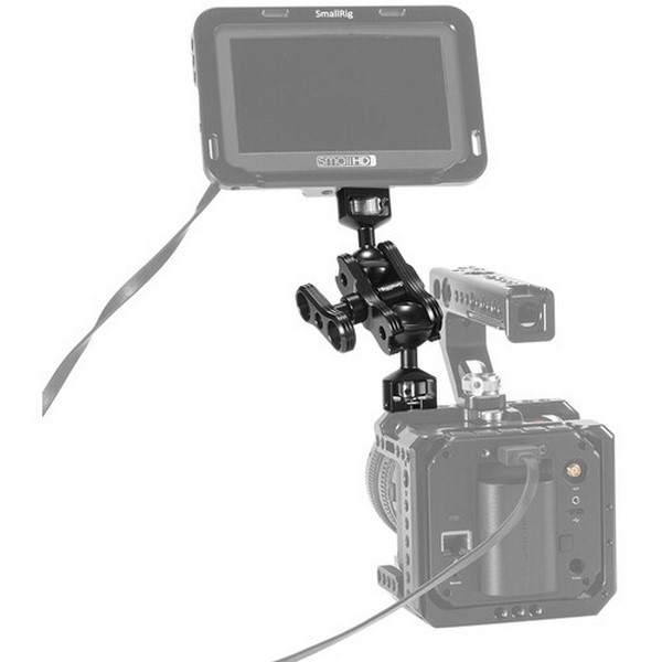 SmallRig  Articulating Arm with Double Ballheads 2070