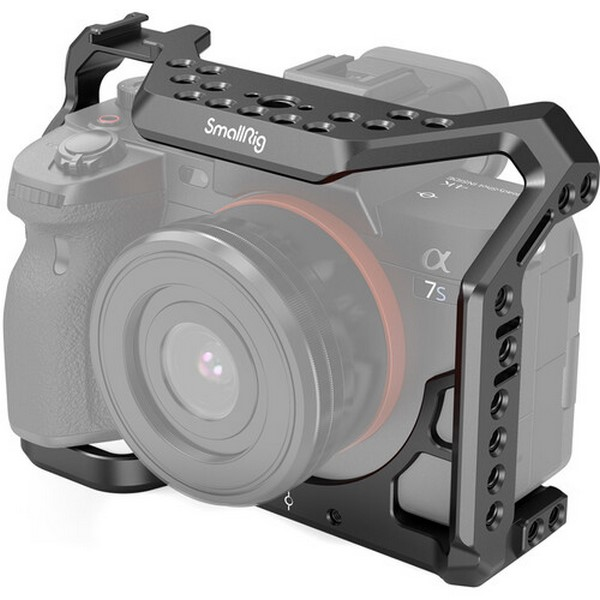 SmallRig Form-fitting  Cage for Sony Alpha 7S III ...