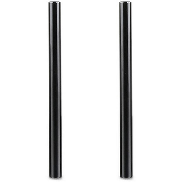 SmallRig 2pcs 15mm Black Aluminum Alloy Rod(M12-20...