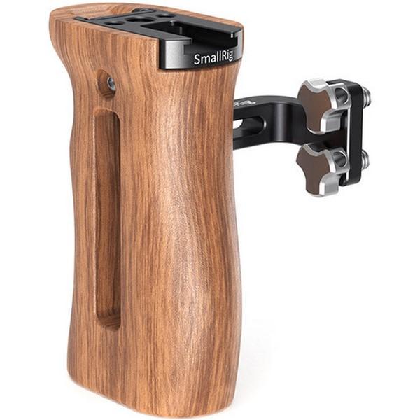 SmallRig Wooden Universal Side Handle HSN2093C
