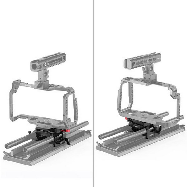 SmallRig Baseplate for BBPCC 4K  (Manfrotto 501PL Compatible) DBM2266B