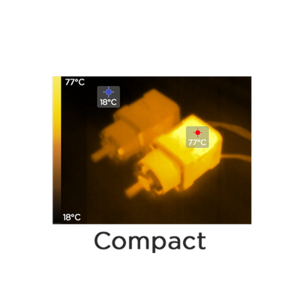 Seek Compact Thermal Imager for Android