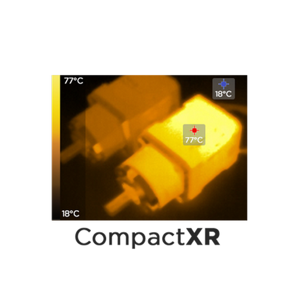 Seek Thermal Compact XR – High Resolution Thermal Imaging Camera