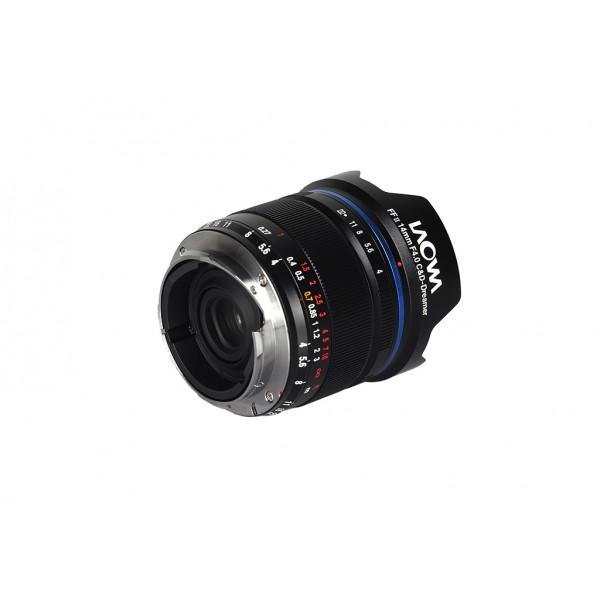 Venus Optics Laowa 14mm f/4 FF RL Lens