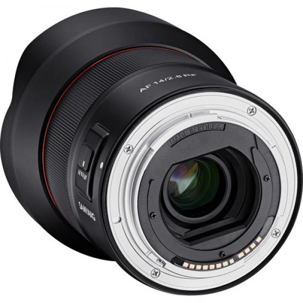 Samyang AF 14 mm F2.8 FE Auto Focus Lens for Full Frame Sony E Mount (Black)