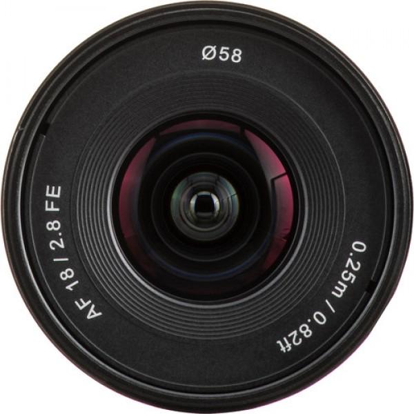 Samyang 18mm F2.8 Sony FE Auto Focus Lens for Full Frame Camera Lens