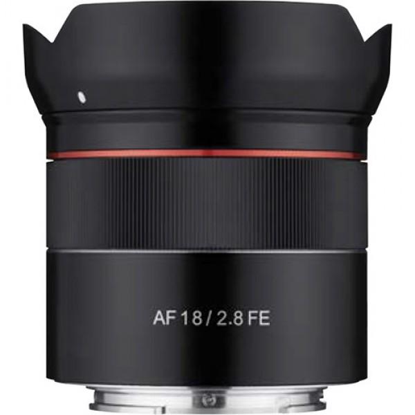 Samyang 18mm F2.8 Sony FE Auto Focus Lens for Full...