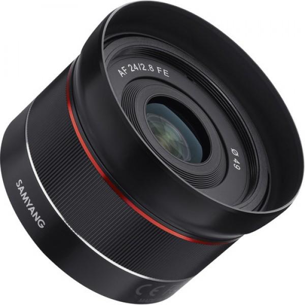 Samyang AF 24MM F2.8 Lens for Sony E (Black